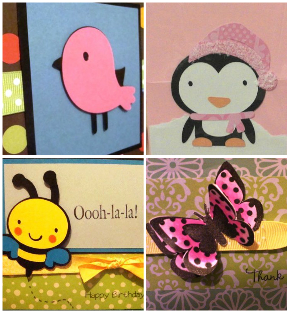 Featured vendor cute cards