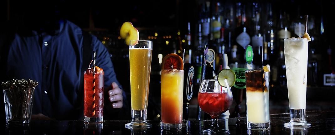 dạy pha chế cocktail banner