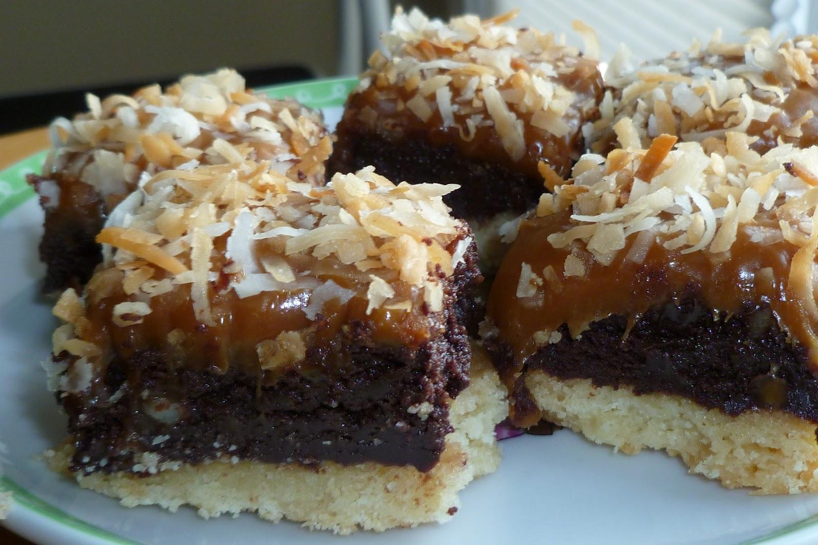 The Pastry Chef's Baking: Homemade Samoas