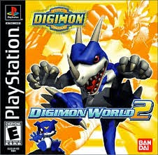 Digimon World 2 - PS1 - ISOs Download