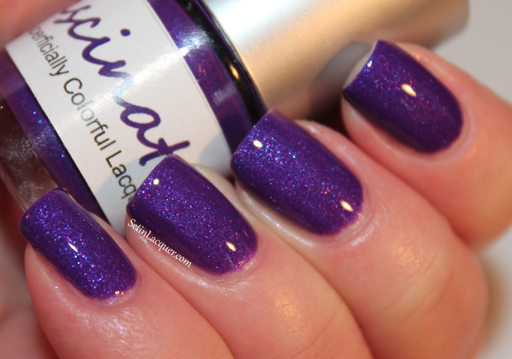 Fascination with top coat