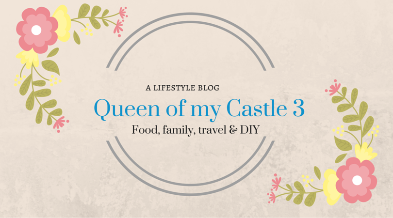 Queen of my Castle 3~ Food, Family, Travel & DIY
