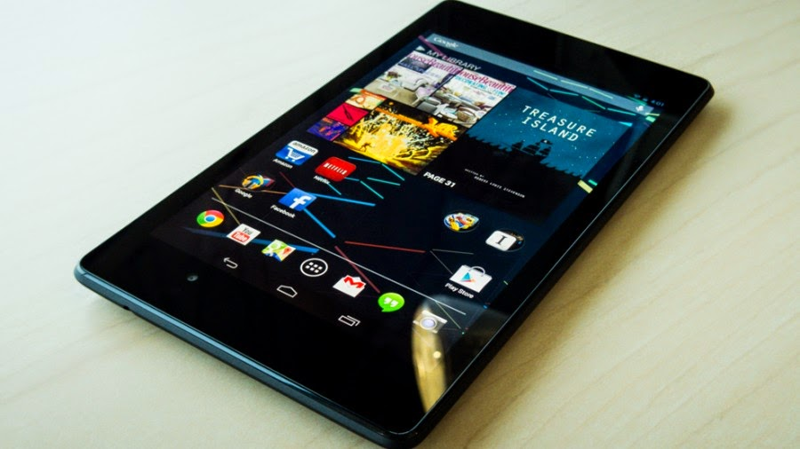 Play any videos on Nexus 7 2