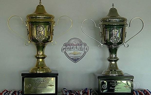 Guia do Campeonato Goiano 2016