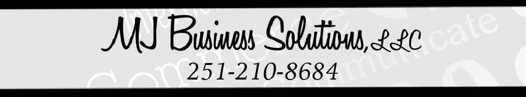 MJ Business Solutions LLC