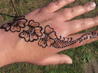 hennas krāsas