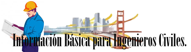 Información básica de ingeniería civil