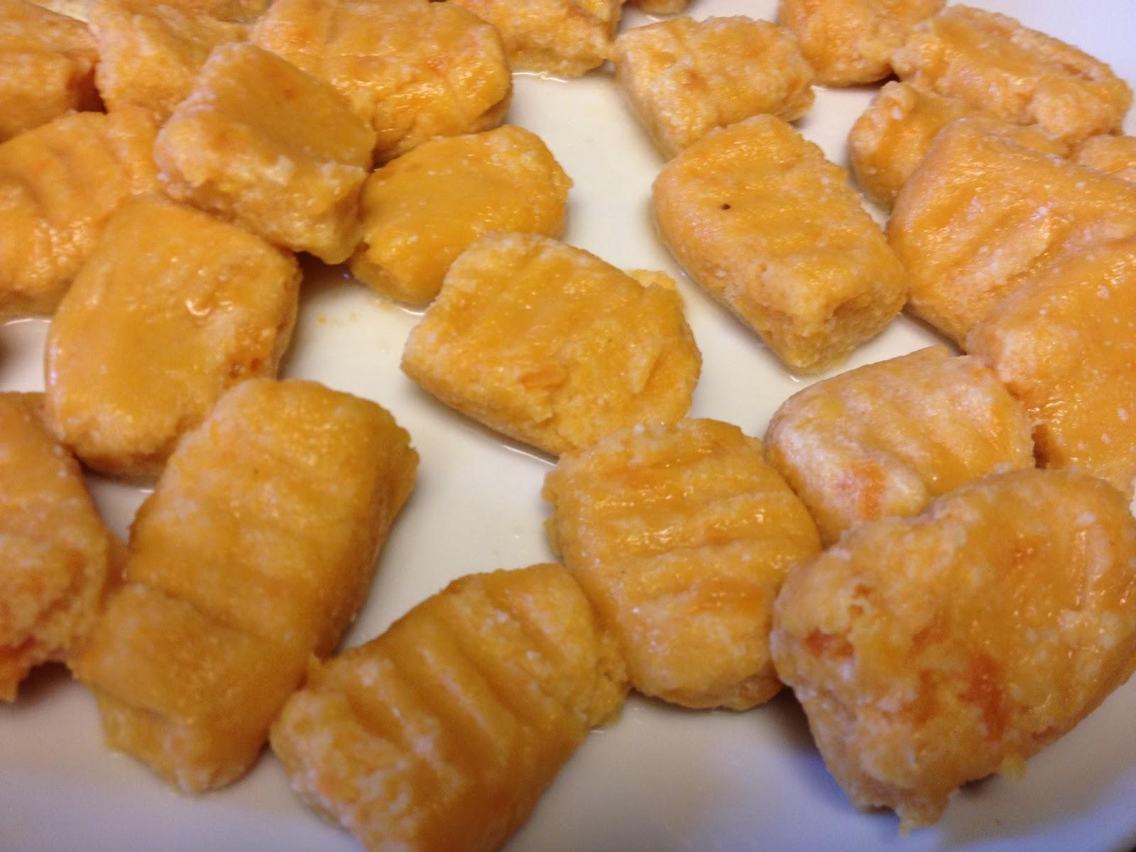 Sweet Potato Gnocchi Recipe — Dishmaps