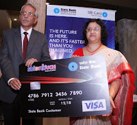 SBI INTOUCH Contactless Debit Card and SBI Signature Contactless Credit Card