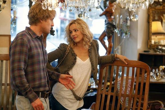 Pariste Gece Yarısı filmi, Gil, Inez, Owen Wilson, Rachel McAdams