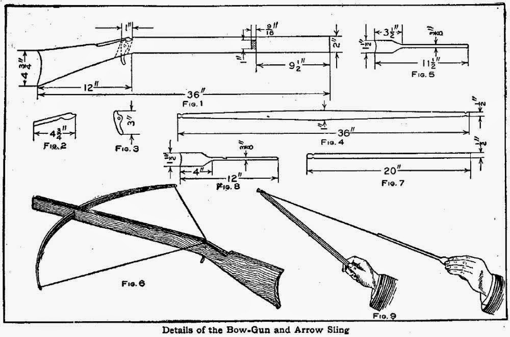 How To Make A Paper Long Bow And Arrow