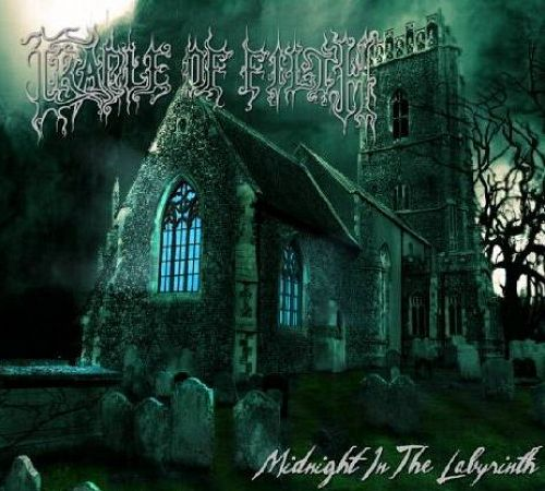 Cradle Of Filth - Midnight In The Labyrinth (Limited Edition) (2012)