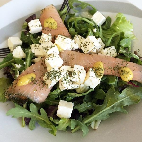 El blog healthy recetas de ensaladas originales for Ideas ensaladas originales
