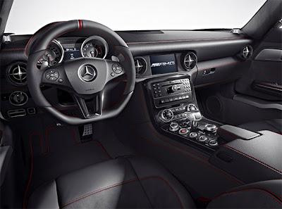 سيارة Mercedes-Benz SLS AMG GT الروعة و الأناقة و الجمال