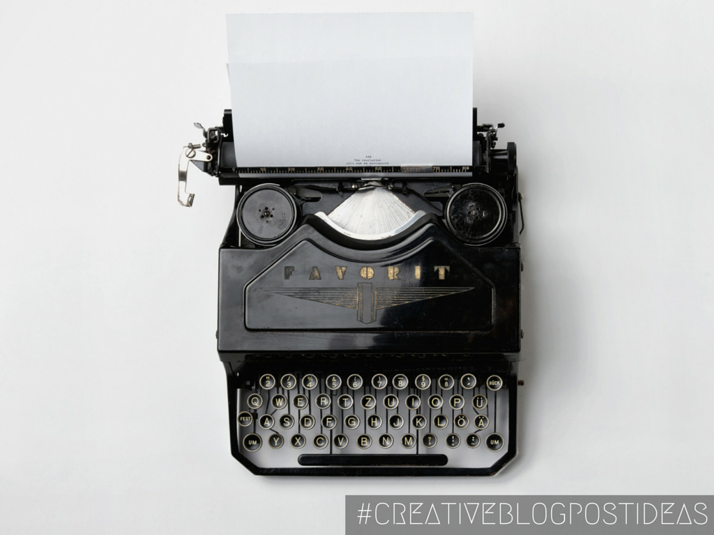 Generate blog post ideas