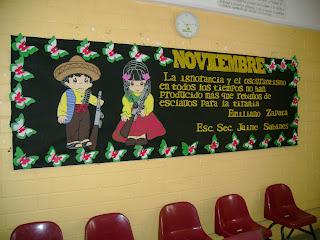 Blog de recursos pedag gicos noviembre 2011 for Diario mural fiestas patrias chile