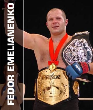 Overeem positivo de nuevo en examen Mma+fighter+Fedor+Emelianenko