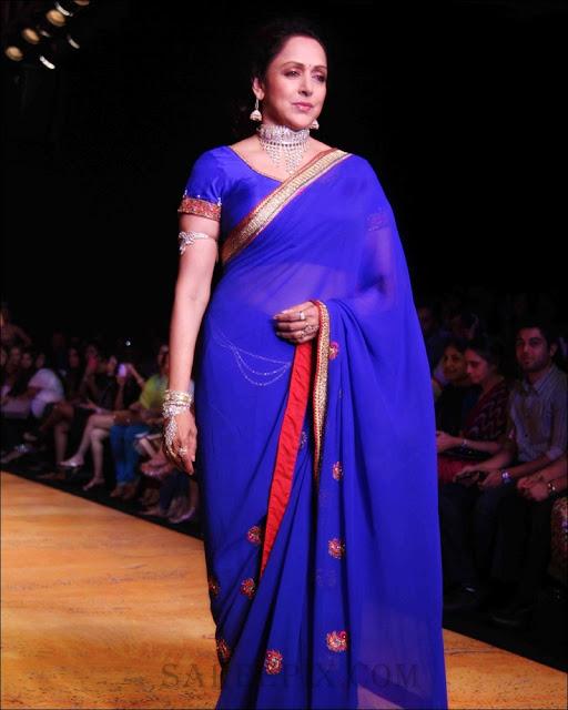 Hema mailni at IIJW fashion week