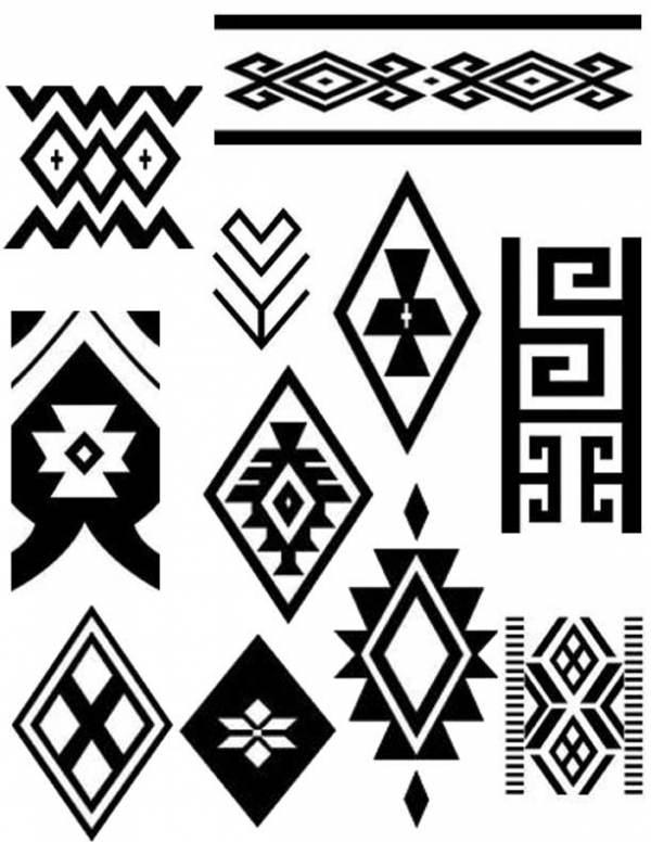 Simbolos Mayas Y Aztecas  Imagui