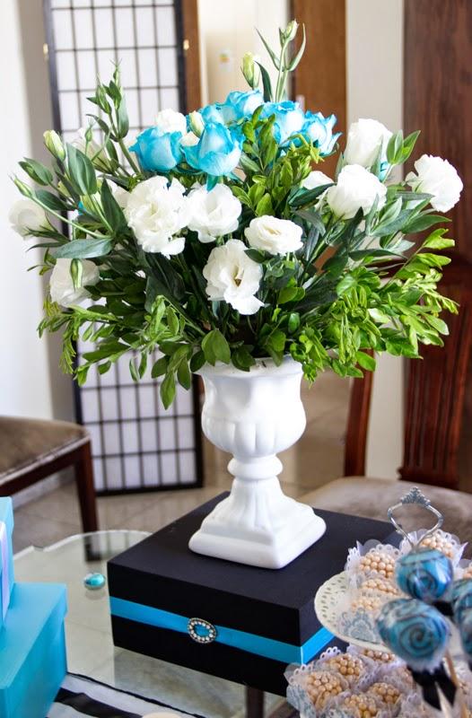 Flores para decoração da um sonho de mimo