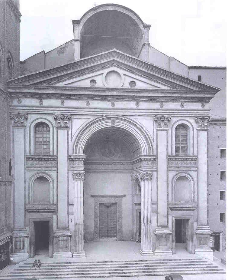 Leon Battista AlbertiSant Andrea Alberti