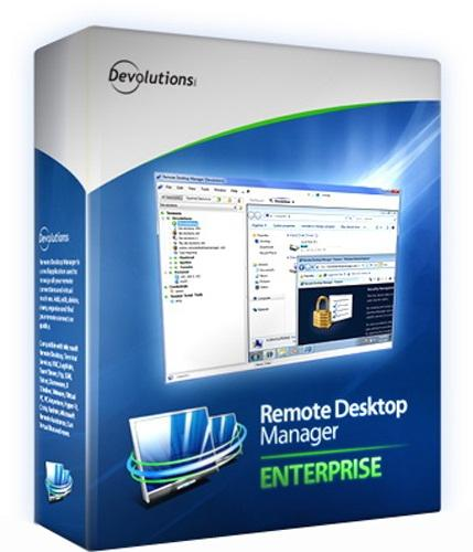 Devolutions Remote Desktop Manager Enterprise v8.4.5.0 + Serial