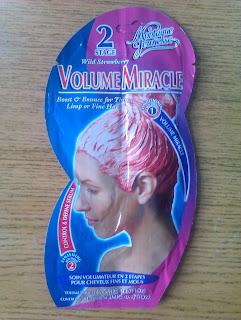 Recenzja: Truskawkowa maska i serum do włosów Montagne Jeunesse