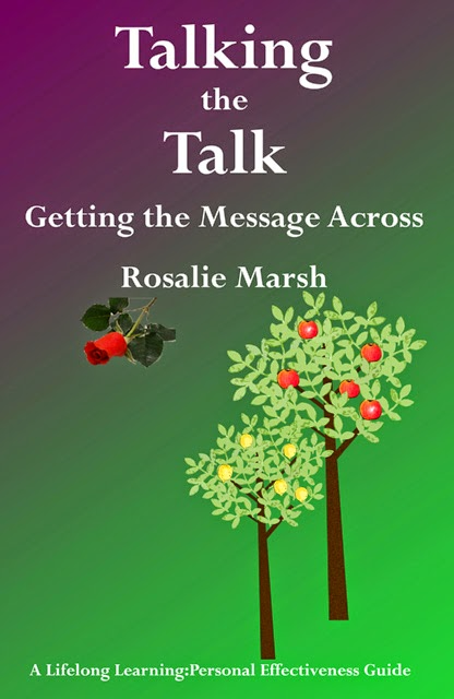 Talking the Talk:Getting the Message Across