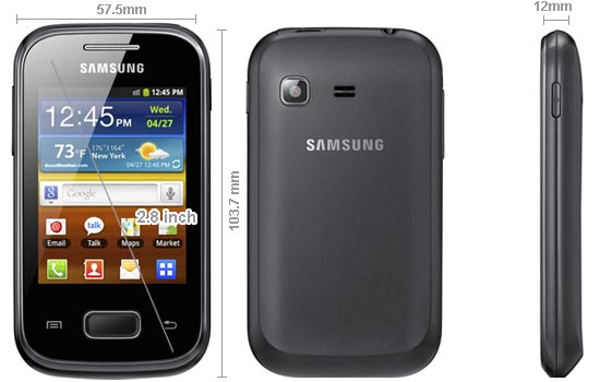 Samsung's New Budget Galaxy Pocket Plus Smartphone