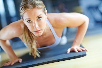 Four Exercises When Short on Time at Home