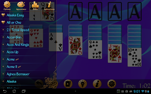 Solitaire MegaPack Android Game APK