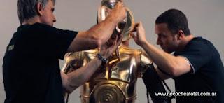 Video de detras de escena de Star Wars EpisodioVII