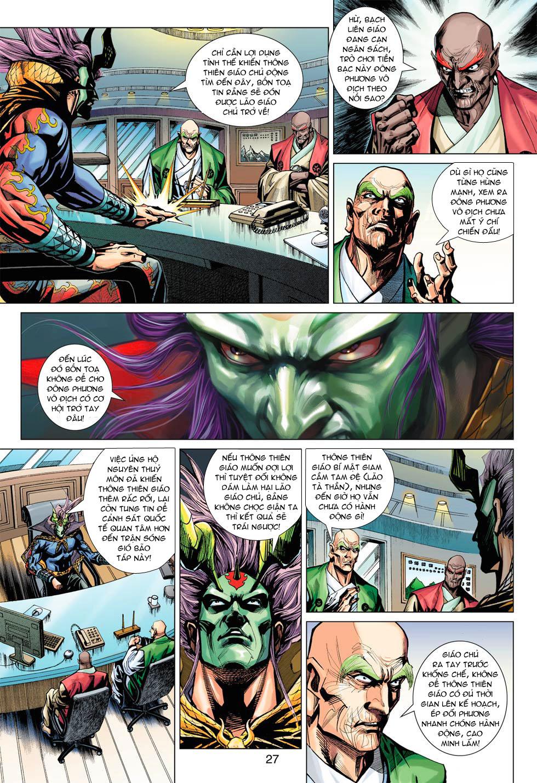 Tân Tác Long Hổ Môn chap 369 - Trang 27