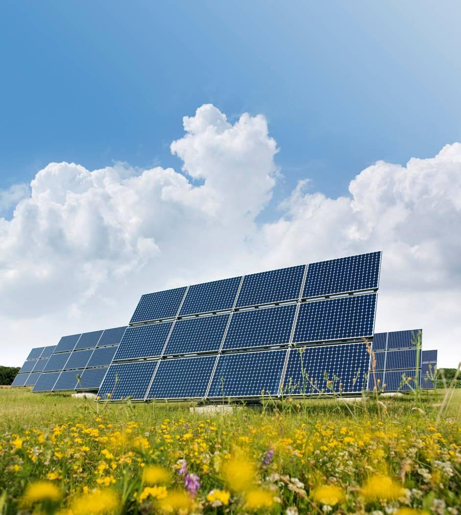 Stadium Lights Solar: Solar Field To Power Chevrolet Volt Assembly Plant
