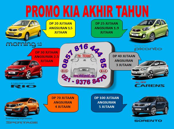 Promo Mobil KIA Akhir Tahun 2014