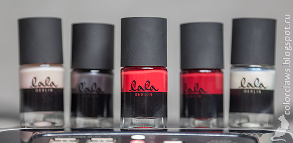 Catrice Lala Berlin Ruby Red