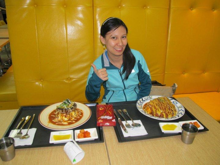 South Korea Seoul Food Omuto Tomato