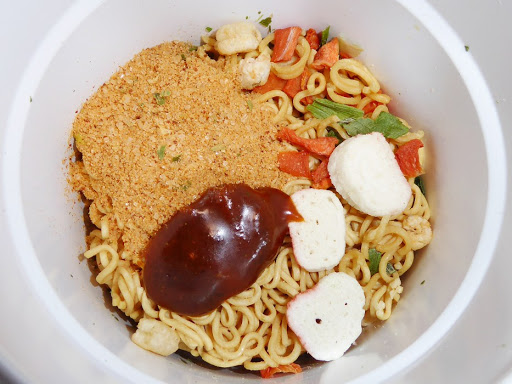 【yumyum】カップラーメン トムヤムシュリンプ味