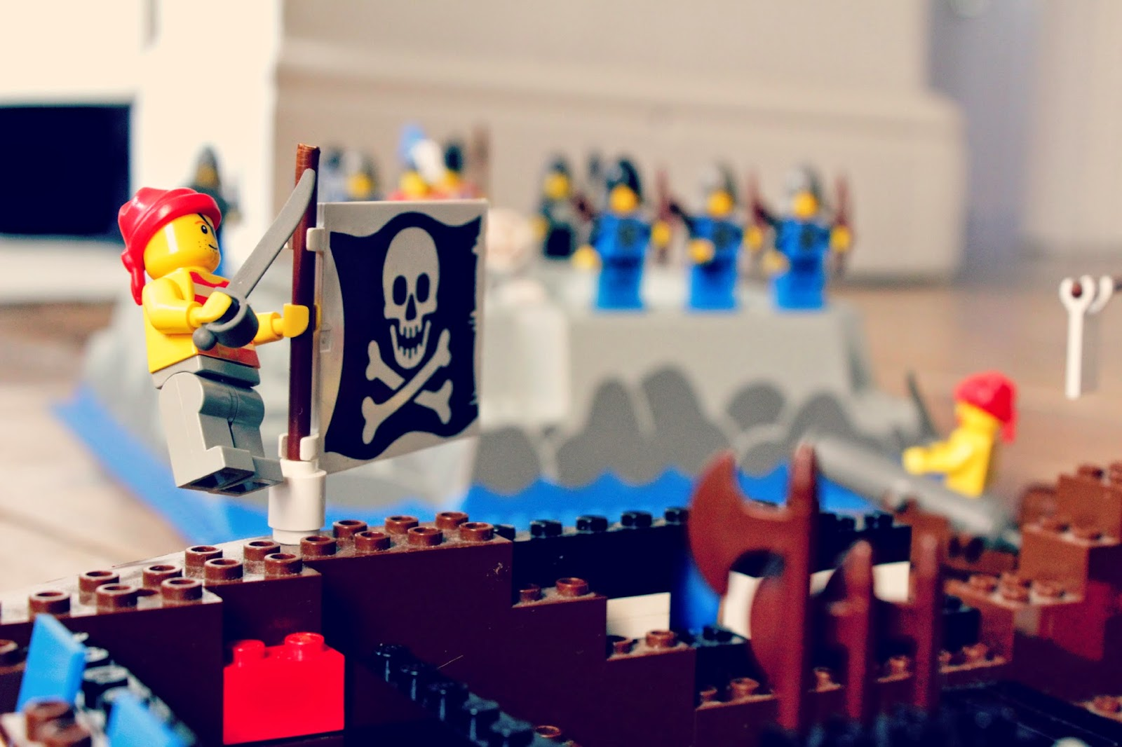 Project 365 day 60 - Pirate Lego // 76sunflowers