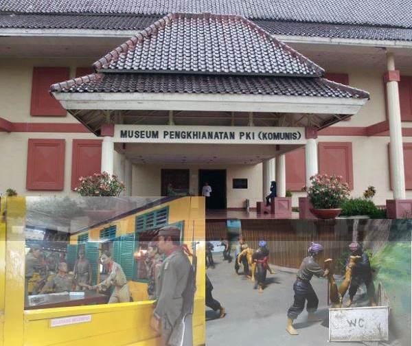 Museum Komunis wisata sejarah jakarta timur