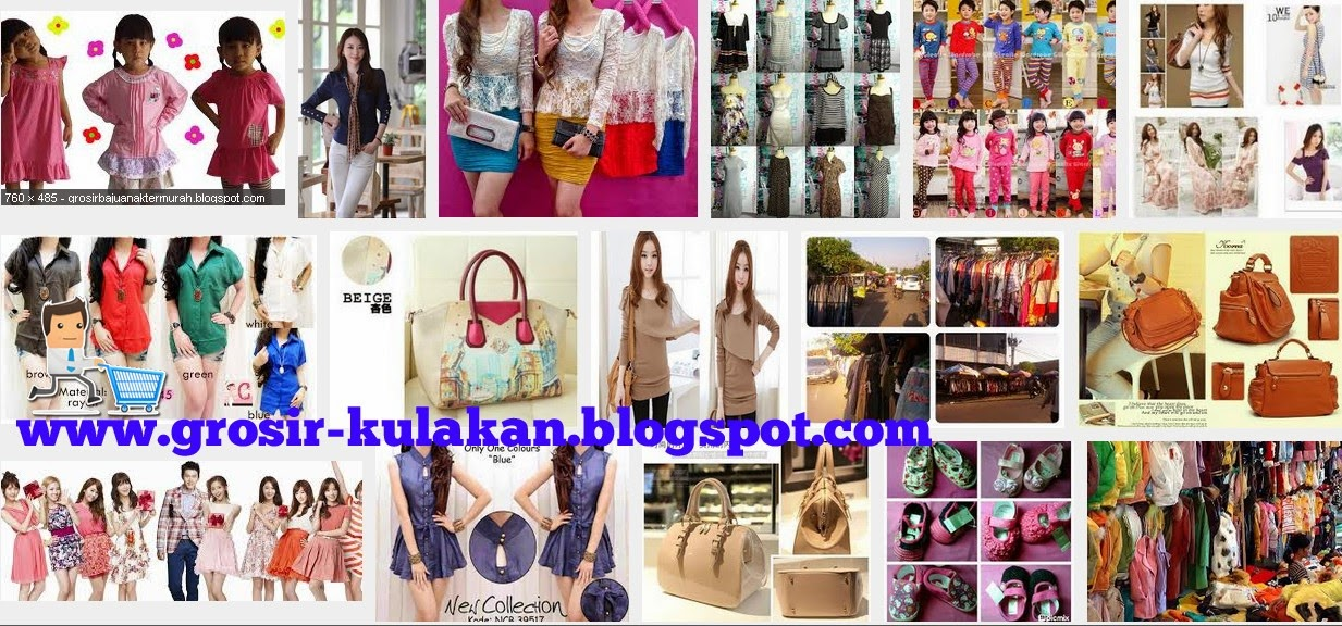 Supplier Dress Import