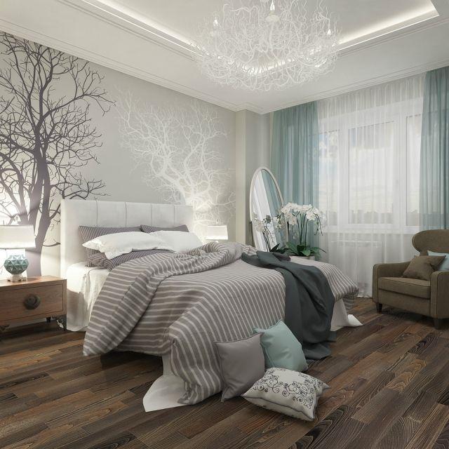 decoracao de quartos de casal cinza : Quartos de Casal com parede cinza...Lindos - *Decora??o e Inven??o ...