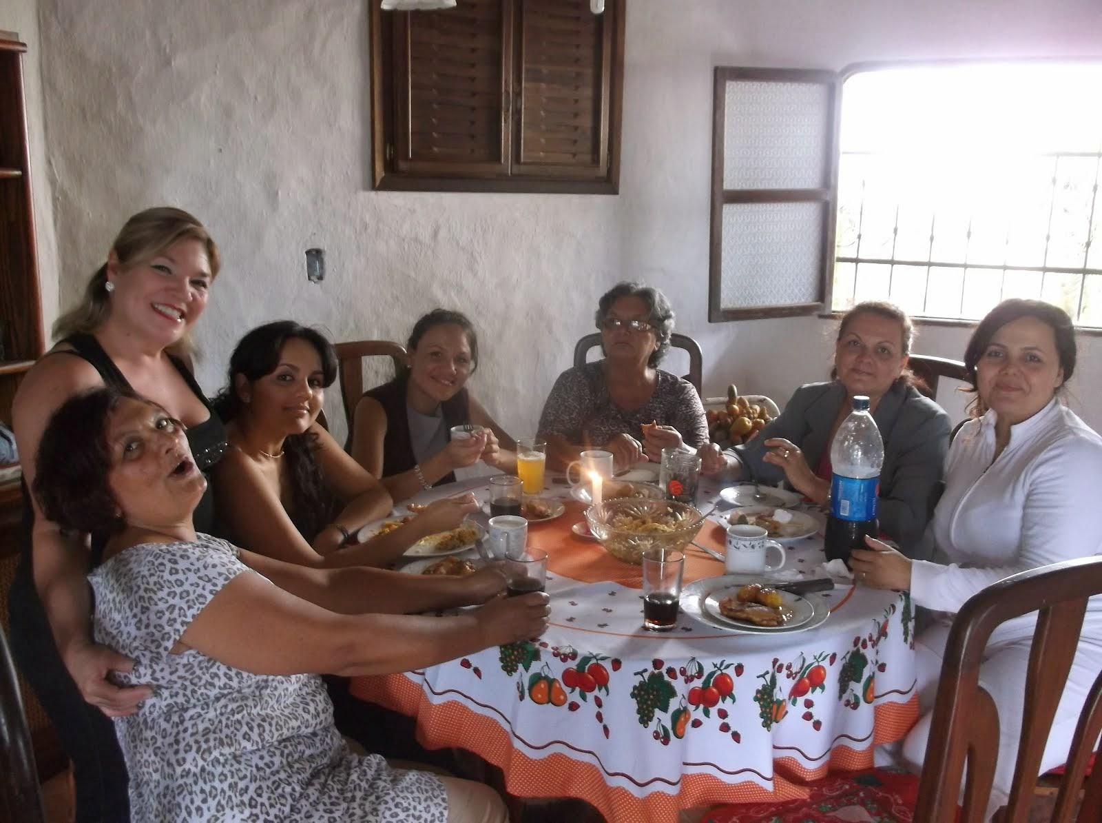 Compartiendo en Semana santa 2014