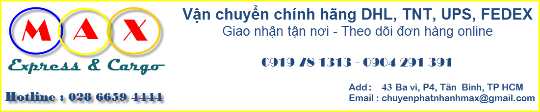 Chuyển phát nhanh, Dịch vụ vận chuyển  giá rẻ uy tín nhất HCM hà nội