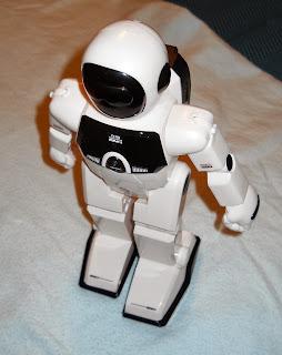 robot marca silverlit