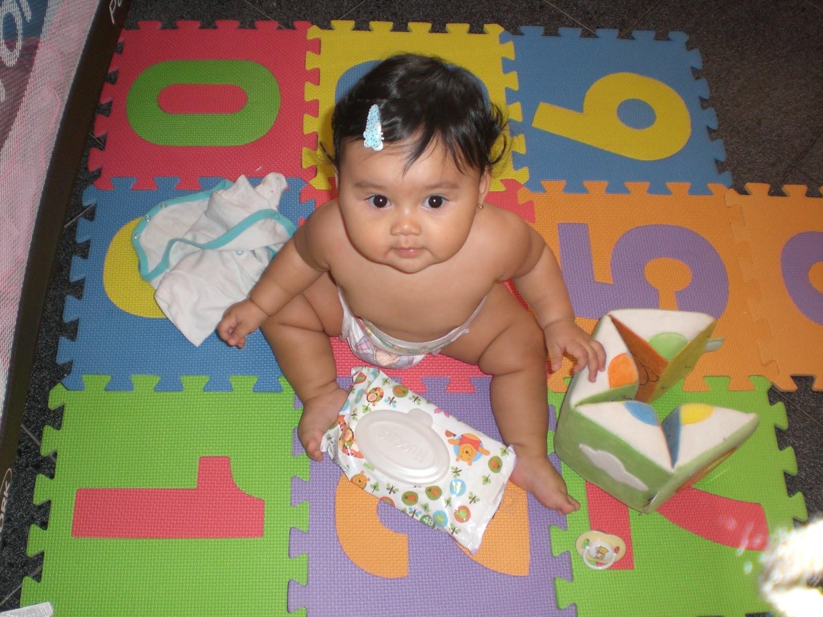 Comunicaci n no verbal en la primera infancia compartiendo de 7 a 12 meses - Juguetes para ninos 10 meses ...