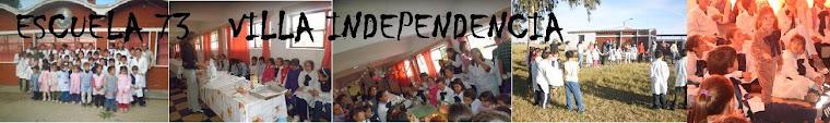 Escuela Nº 73 Estación Independencia