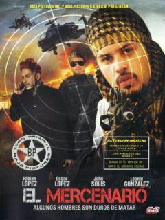descargar El Mercenario: La Película – DVDRIP LATINO