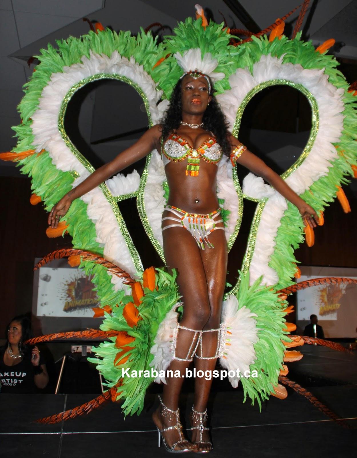 Karabana tribal carnival band launch frozen malvernweather Gallery