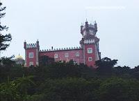 Palacio Nacional da Pena Portugal